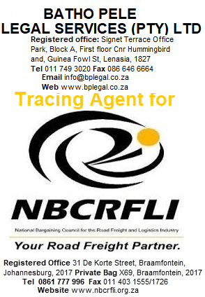 tracing agent for NBCRFLI